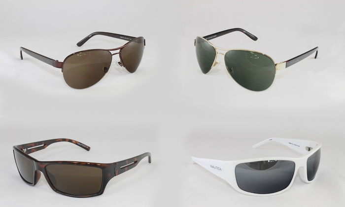 1efa4dc52d8 Nautica Men s Assorted Sunglasses