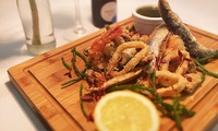 Seafood Misto with Prosecco for Two or Four at Bait