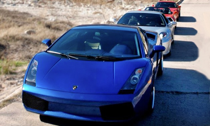 Lone Star Exotic Rentals - McKinney: $599 for a Four-Car Driving-Experience Package from Lone Star Exotic Rentals ($1,200 Value)
