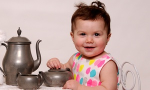 Hughes Photography: $49 for a Kids' Photo Shoot with Four Prints and Digital Images at Hughes Photography ($405 Value)