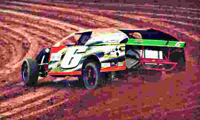 Carolina Speedway - Gastonia: BYOB Auto-Racing Event for One or Two at Carolina Speedway (Up to 54% Off)