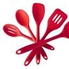 Premium Nonstick Silicone Kitchen Utensil Set (5-Piece)