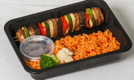 3-daniowy catering dietetyczny z dostawą na 5 dni za 135,99 zł i więcej opcji w Catering SAAS