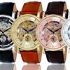 Adee Kaye Mecha Automatic Skeleton Watches