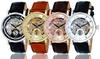 Adee Kaye Mecha Automatic Skeleton Watches: Adee Kaye Mecha Automatic Skeleton Watches