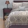 Casa Couture 5-Piece Oversize Comforter Set
