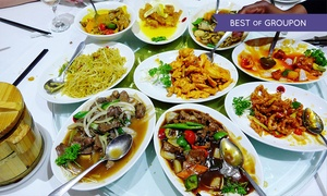 Been Chinese Restaurant: Cooked To Order All-You-Can-Eat Chinese Meal for Up to Four at Been Bar & Restaurant (35% Off)