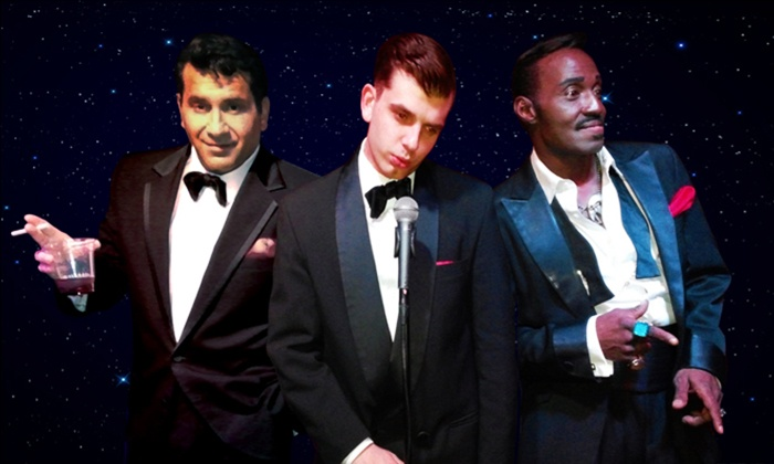 """""""The Broadway Rat Pack"""" - Four Queens Hotel & Casino: """"The Broadway Rat Pack"""" at Four Queens Hotel & Casino, Tuesday–Saturday at 4 p.m. or 9 p.m. (Up to 54% Off)"""
