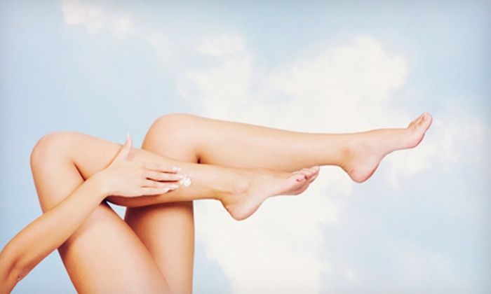 Spa Bella Medispa - Denver: Six Laser Hair-Removal Sessions for a Small, Medium, or Large Area at Spa Bella Medispa (Up to 81% Off)