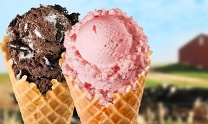 Narvalo Ice Cream & Gelato: $16 for Four Groupons, Good for $6 Worth of Desserts at Narvalo Ice Cream & Gelato ($24 Total Value)