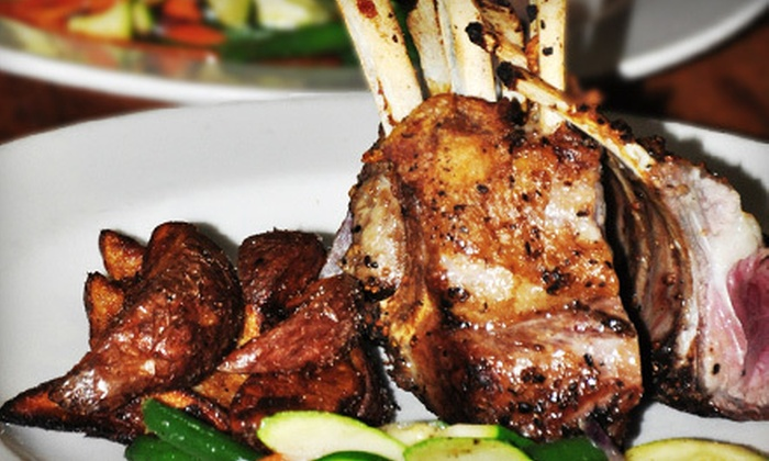 Harvest Moon Restaurant - Modesto: $12 for $24 Worth of Eclectic Fare and Drinks at Harvest Moon Restaurant