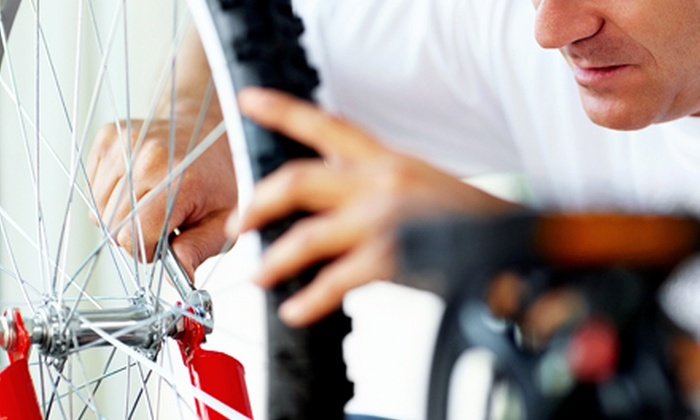 Dan's Bike Shop - Berwyn: $45 for a Complete Bike Tune-Up at Dan's Bike Shop ($100 Value)