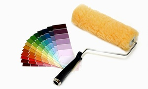 The Paint Spot: $25 for $50 Groupon — The Paint Spot