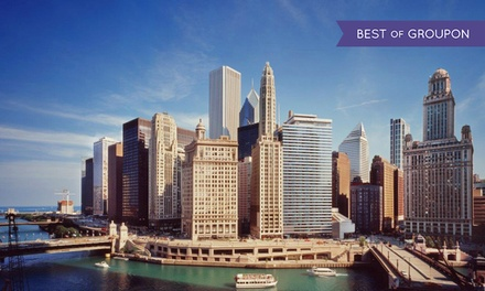 4-Star Riverfront Hotel in Downtown Chicago