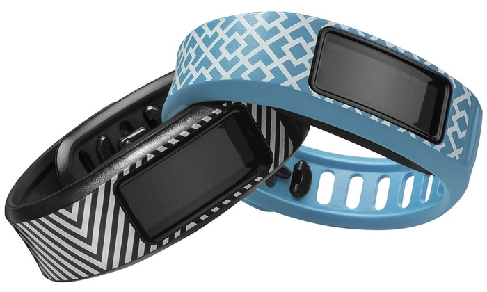 Garmin Vίvofit 2 Jonathan Adler Collection with Two Interchangeable Bands