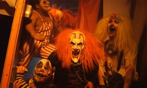 Dungeon of Doom: One Haunted-House VIP or Regular Ultimate Ticket at Dungeon of Doom (Up to 20% Off)