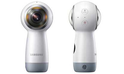 Image Placeholder For Samsung Gear 360 4K VR Camera 2017 Edition
