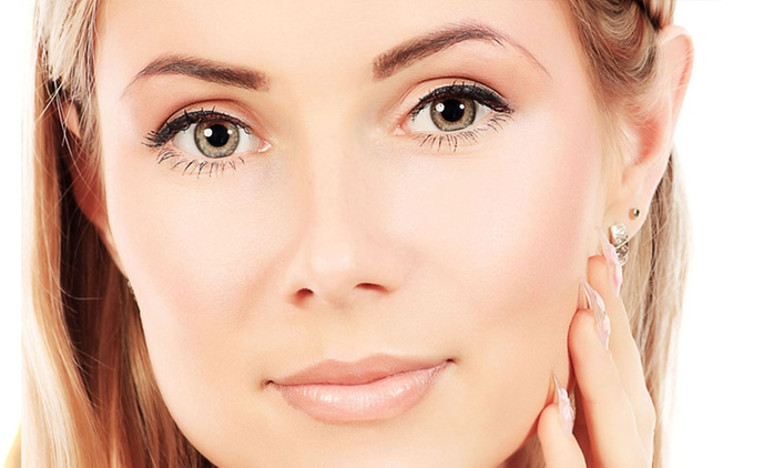 Facial Thread Vein Treatment for £59 at The Acculaser Skin Care and Laser Clinic (61% Off)