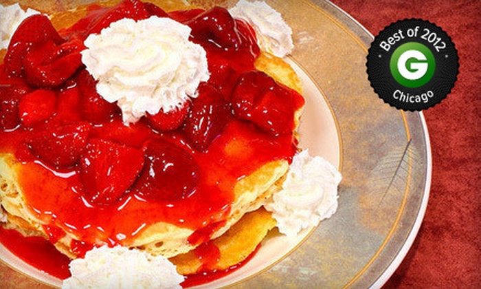 Southern Belle's Pancake House Restaurant - Multiple Locations: Breakfast Monday–Saturday or Sunday at Southern Belle's Pancake House Restaurant (Up to 53% Off)