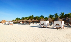 5-night All-inclusive Mexico Stay With Airfare. Includes Taxes And Fees. Price/person Based On Double Occupancy.