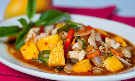 Thai Cuisine at Thai Topaz (Up to 41% Off). Three Options Available. 9ce31040-7883-e905-e64d-2a881a268bc4