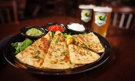 Up to 50% Off Food and Drink at Tilted Kilt Pub & Eatery