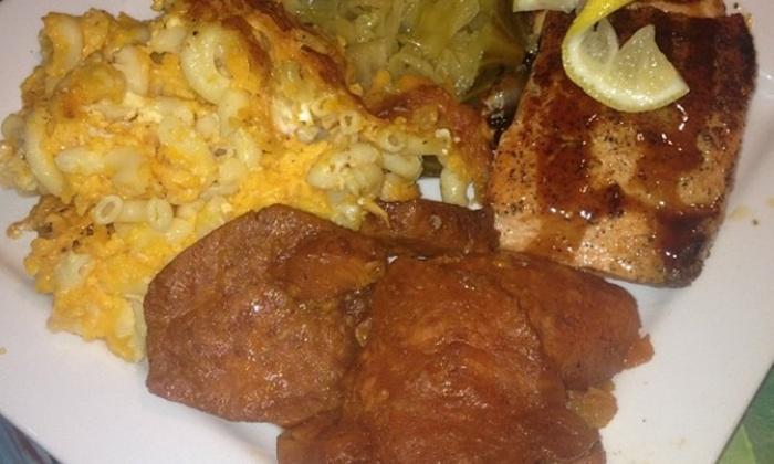 Magic Soul Food - Pembroke Lakes South: $9 for $10 Worth of Soul Food — Magic Soul Food