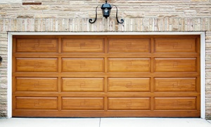 Total Door Systems: Garage-Door Inspection and Tune-Up with Optional Roller Replacement from Total Door Systems (Up to 56% Off)