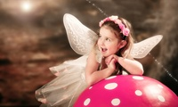 Bespoke Fairy Photoshoot with 3 Prints and a Digital File at Peter Frank Photography