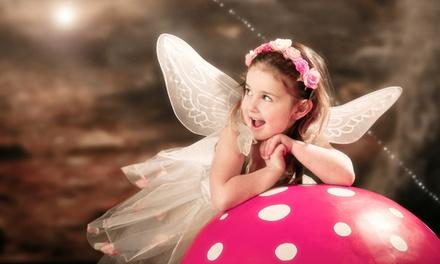 Bespoke Fairy Photoshoot & Print