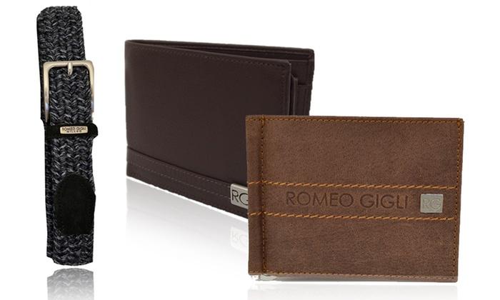 disponibilità nel Regno Unito 10001 c07c6 Accessori da uomo Romeo Gigli | Groupon Goods