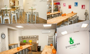 Green Apron Kitchen: $25 for $45 Worth of Kids' Cooking Classes — Green Apron Kitchen