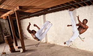 Capoeira Performance Arts: Five Capoeira Classes at The Capoeira Center (51% Off)