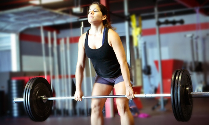 CrossFit Armada - Pearland: Six Beginner Classes with Option for Eight Regular Classes at CrossFit Armada (Up to 68% Off)