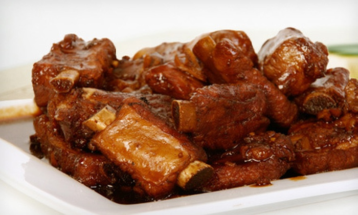 Solga Restaurant - North Side: $15 for $30 Worth of Korean Cuisine at Solga Restaurant