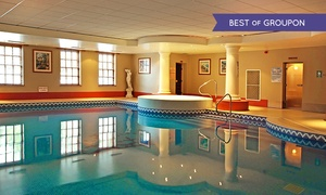 Best Western Crown Hotel - Non Accommodation: Afternoon Tea For Two or Four With Leisure Access from £29 at Best Western Crown Hotel (Up to 52% Off)