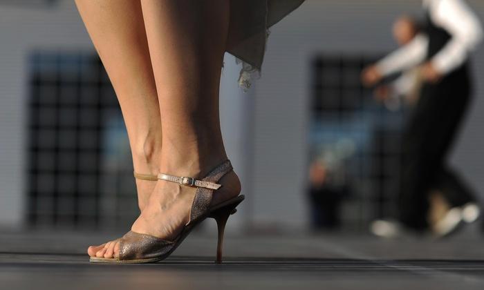 Hunter Houde - New York: Two Dance Classes from Global Rhythms Ashe (70% Off)