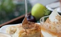 Heißer Strudel oder Lava Cake, Eis und Heißgetränk für 2 Personen bei Paul Möhring (bis 52% sparen*)