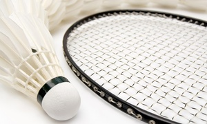 Atlanta Badminton Club: Drop-In Play, Racket Rental, and Shuttlecocks at Atlanta Badminton Club (53% Off)