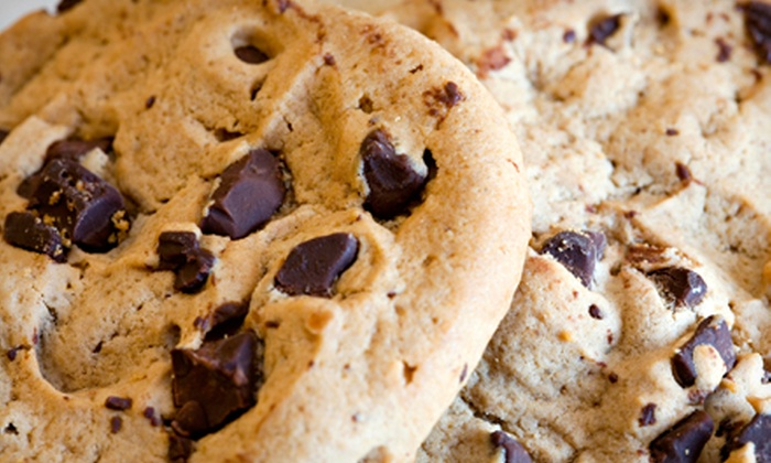 Great American Cookies - Multiple Locations: $10 for Two Groupons, Each Good for $10 Worth of Baked Goods at Great American Cookies ($20 Total Value)