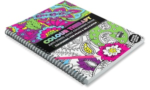 Anti-Stress Adult Colouring Books