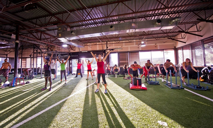 Jerome's Gym LLC - Richardson: 1 Month Cross Training, Group Fitness Training or Speed & Agility Training at Jerome's Gym LLC (Up to 74% Off)