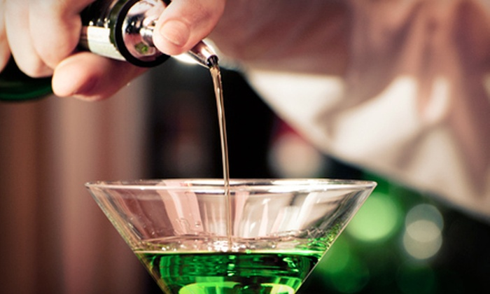 Bar Time - Beverly: One-Week Bartending Course for One or Two at Bar Time (Up to Half Off)