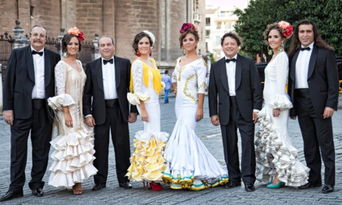 Pascual Gonzalez y Los Cantores de Hispalis - Seymour: General Admission to Flamenco Dinamico Showat The Inn at the Villa Bianca on Sunday, October 20 (Up to 49% Off)