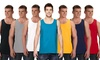 5-Pack of Fruit of the Loom Men's Cotton Tanks