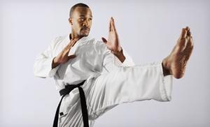 Fuzion Martial Arts Center: $15 for $30 Worth of Martial Arts at Fuzion Martial Arts Center