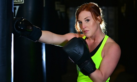 $22 for Two Weeks of Unlimited Boxing Workouts at Title Boxing Club ($55 Value)