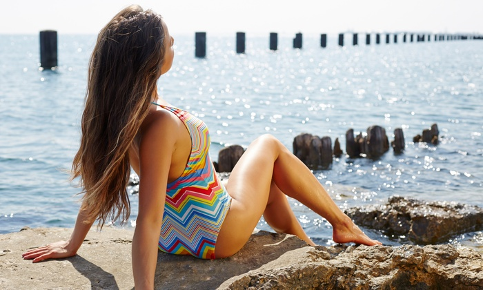 The Bronze Bar - South Scottsdale: One or Two Airbrush Spray Tans at The Bronze Bar (Up to 47% Off)