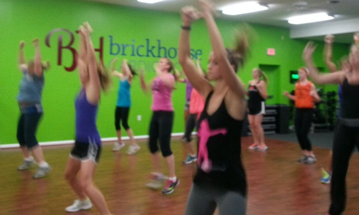 Brickhouse Cardio Club - Chester: Four Weeks of Membership and Unlimited Fitness Classes at Brickhouse Cardio Club Kent Island, MD (65% Off)