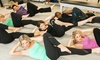 Up to 52% Off Pilates Mat and Barre Class